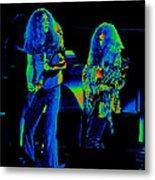 Ls Spo #21 Crop 4 In Cosmicolors Metal Print