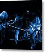 Ls Spo #26 Enhanced In Blue Metal Print