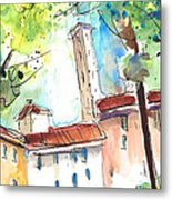 Lucca In Italy 06 Metal Print