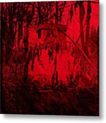 Lucifer's Gate Metal Print