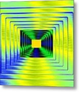 Luminous Energy 18 Metal Print
