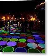 Luminous Field Metal Print