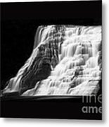Luminous Waters V Metal Print