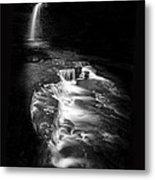 Luminous Waters Vi Metal Print