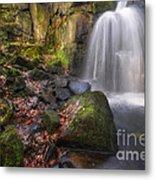 Lumsdale Falls 2.0 Metal Print