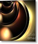 Lunar Metal Print by Kim Sy Ok