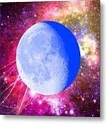 Lunar Magic Metal Print