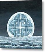 Lunaris Rising Metal Print