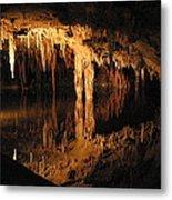 Luray Caverns - 121243 Metal Print by DC Photographer