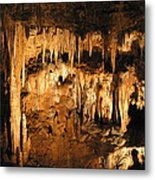 Luray Caverns - 121262 Metal Print by DC Photographer