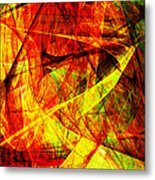 Lust 20130512 Square Metal Print by Wingsdomain Art and Photography