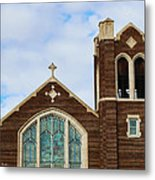 Lutheran Church Metal Print