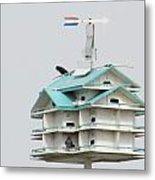 Luxury  Bird Apartment Metal Print
