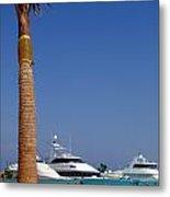 Luxury Yachts 03 Metal Print