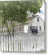 Lydia Leister Farm - Civil War Hospital Metal Print