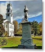 Lyme New Hampshire Metal Print