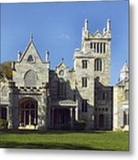 Lyndhurst Estate - Tarrytown New York Metal Print