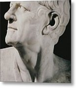 Lysimachus 355-281 Bc. King Of Thrace Metal Print by Everett