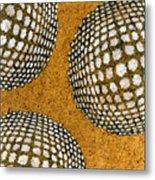 M U M 2 - Bulge Dots Metal Print