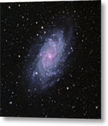 M33--the Triangulum Galaxy Metal Print