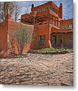 Mabel Dodge Luhan House  Metal Print