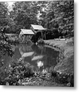 Mabry Mill 2 Metal Print