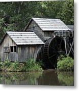 Mabry Mill - Blue Ridge Mountains Metal Print