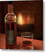 Macallan 1973 Metal Print