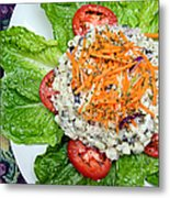 Macaroni Salad 1 Metal Print