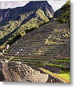 Macchu Picchu - Peru   Metal Print