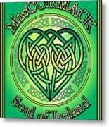 Maccormack Soul Of Ireland Metal Print
