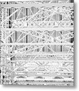 Machinations Metal Print