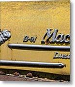 Mack B-61 Diesel Metal Print