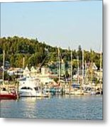 Mackinac Island Metal Print by Brett Geyer