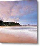 Macmasters Sunset 2 Metal Print by Steve Caldwell