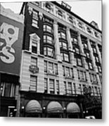 Macys Department Store New York City Metal Print