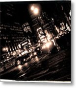 Madison Square Garden Metal Print
