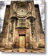 Madonna Della Strada Chapel Metal Print