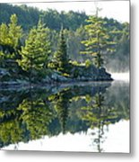 Maggie Lake 2 Metal Print