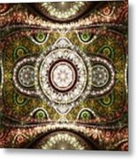 Magic Carpet Metal Print
