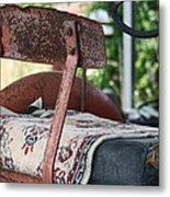 Magic Carpet Ride Southern Style Metal Print