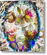 Magic Flowering Metal Print