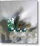 Magic Glass 2 Metal Print by Judy Paleologos