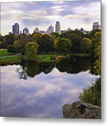 Magical 1 - Central Park - New York Metal Print