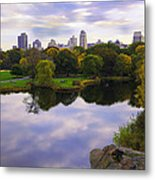 Magical 2 - Central Park - Nyc Metal Print
