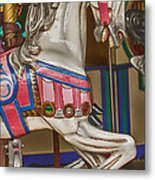 Magical Carrsoul Horse Metal Print
