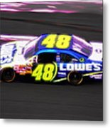 Magical Jimmy Johnson  Metal Print