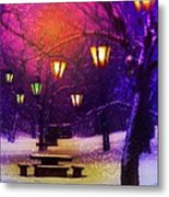 Magical Times Metal Print