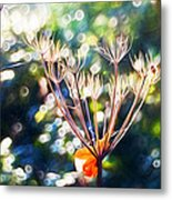 Magical Woodland - Impressions Metal Print