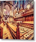 Magnificent Cathedral Metal Print